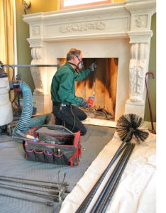 Northern Kentucky Chimney Cleaning